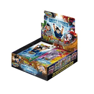 Dragon Ball Super Card Game: Unison Warrior Series Cross Spirits Booster Box