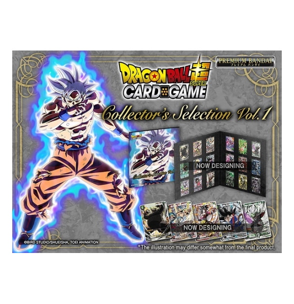 Dragon Ball Super Card Game: Collector's Selection Vol 1