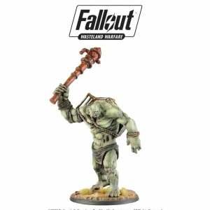 Fallout: Wasteland Warfare - Super Mutants: Behemoth