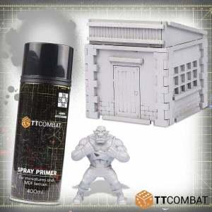 Sabre Silver Spray Primer