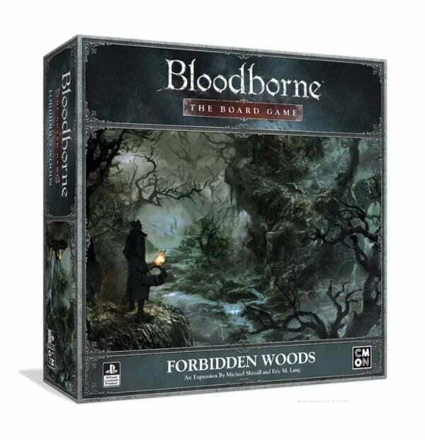 Bloodborne: The Board Game - Forbidden Woods