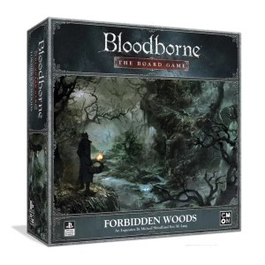 Bloodborne: The Board Game - Forbidden Woods