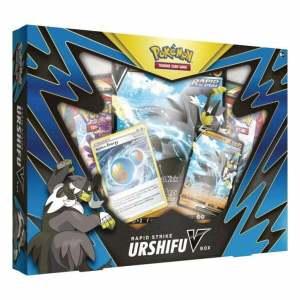 Pokémon Trading Card Games: Rapid Strike Urshifu V Collection Box