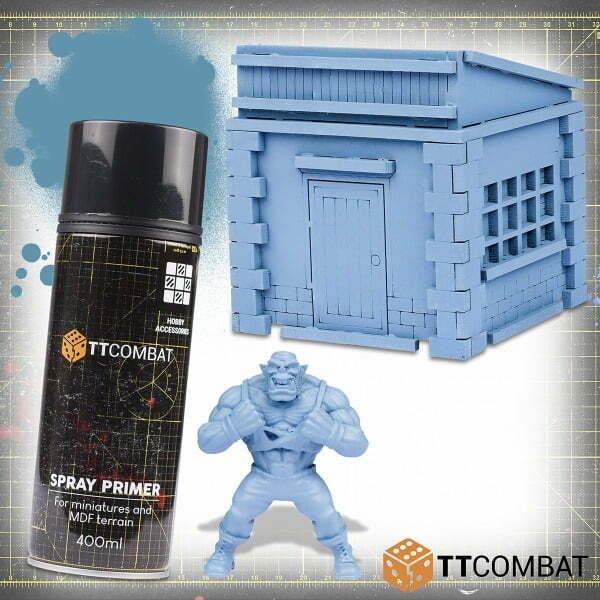 Vega Bluegrey Spray Primer