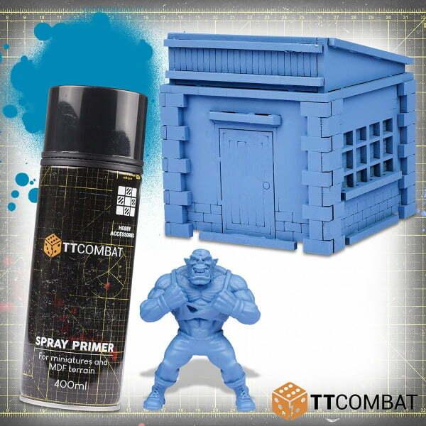 EAA Blue Spray Primer