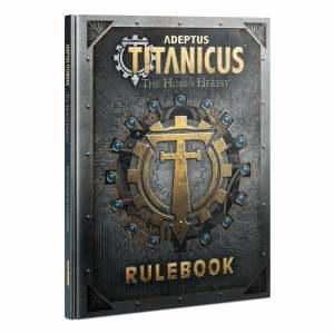 Adeptus Titanicus: The Horus Heresy – Rulebook