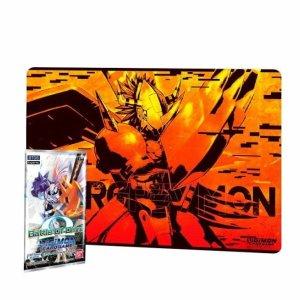 Digimon Trading Card Game: Play-mat Wargreymon PB-03