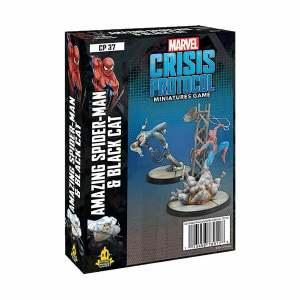 Marvel Crisis Protocol: Spider-Man and Black Cat