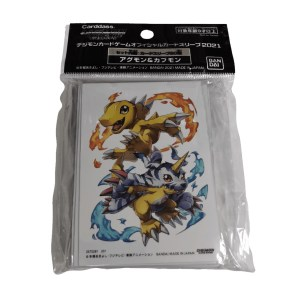 Digimon Trading Card Game: 60 Sleeves Variant A