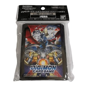 Digimon Trading Card Game: 60 Sleeves Variant B