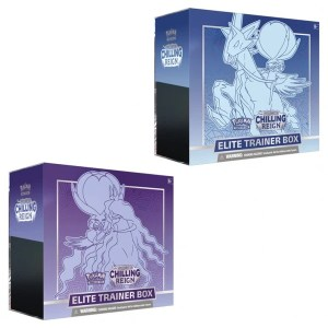 Pokémon Trading Card Game: Sword and Shield - Chilling Reign Elite Trainer Box