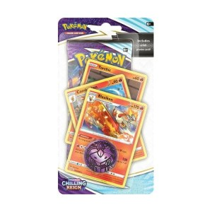 Pokémon Trading Card Game: Sword and Shield - Chilling Reign Premium Checklane Blister Blaziken