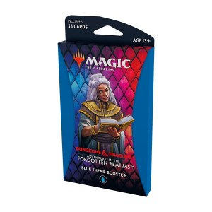 Magic the Gathering: D&D Adventures in the Forgotten Realms Blue Theme Booster Pack