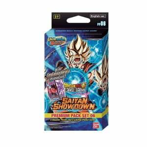 Dragon Ball Super Card Game: Premium Pack Set 06