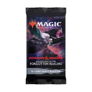 Magic the Gathering: D&D Adventures in the Forgotten Realms Draft Booster