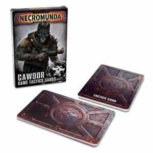 Cawdor Gang Tactics Cards