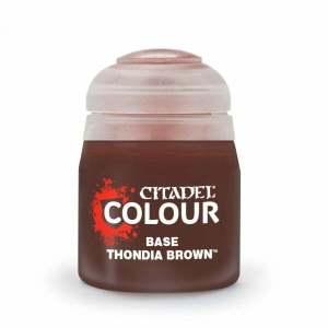 Throndia Brown