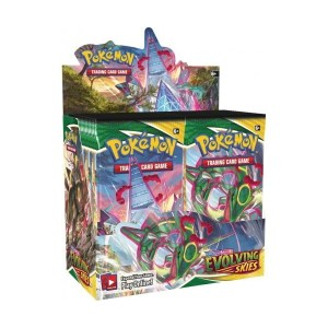 Pokémon Trading Card Game: Sword and Shield – Evolving Skies Booster Box