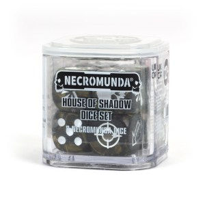 House of Shadow Dice Set