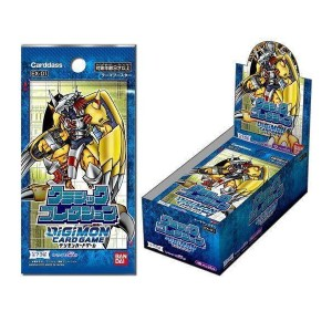 Digimon Trading Card Game: Classic Collection EX-01 Booster Box
