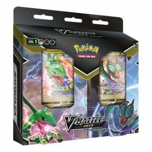 Pokémon Trading Card Game: Rayquaza V vs Noivern V Battle Deck