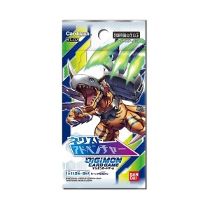 Digimon Trading Card Game: Next Adventure BT07 Booster