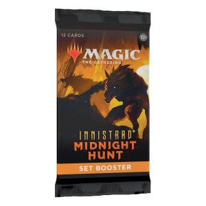 Magic the Gathering Innistrad: Midnight Hunt Set Booster