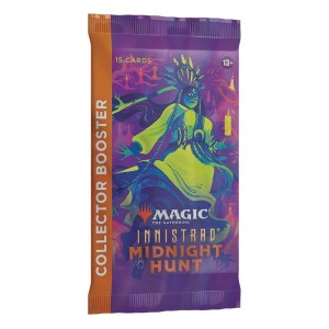 Magic the Gathering Innistrad: Midnight Hunt Collector Booster