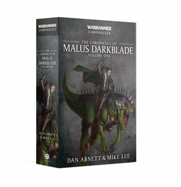 Chronicles of Malus Darkblade: Volume 1 (SB)