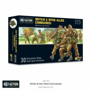 British & Inter-Allied Commandos
