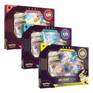 Pokémon Trading Card Game: Vaporeon VMax Premium Collection