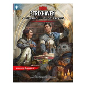 Dungeons & Dragons: Strixhaven: A Curriculum of Chaos