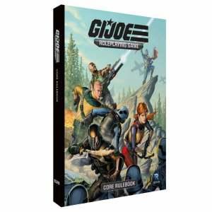 G.I. JOE Roleplaying Game Core Rulebook