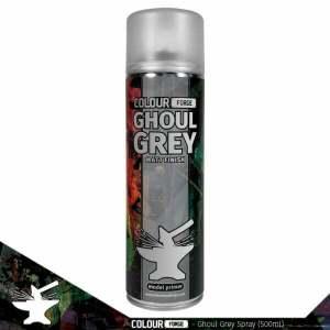 Colour Forge Ghoul Grey Spray (500ml)