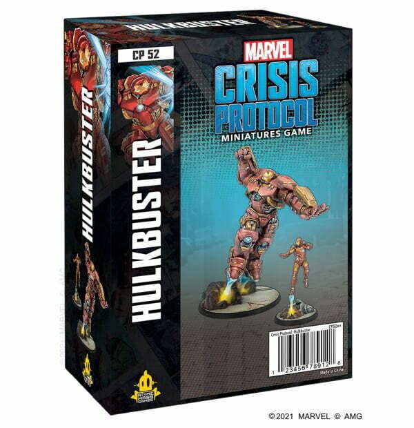 Marvel Crisis Protocol: Hulkbuster