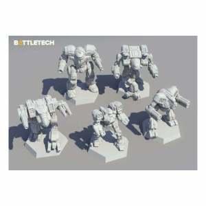 BattleTech: ForcePack - Clan Support Star