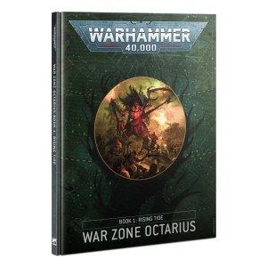 War Zone Octarius - Book 1: Rising Tide