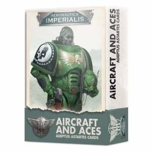 Adeptus Astartes Aircraft and Aces Card Pack