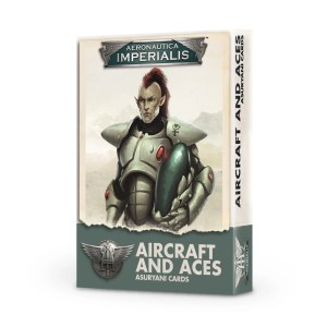 Asuryani Aircraft and Aces Card Pack