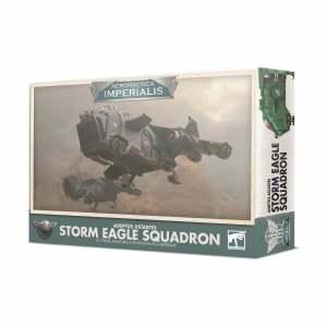 Adeptus Astartes Storm Eagle Squadron