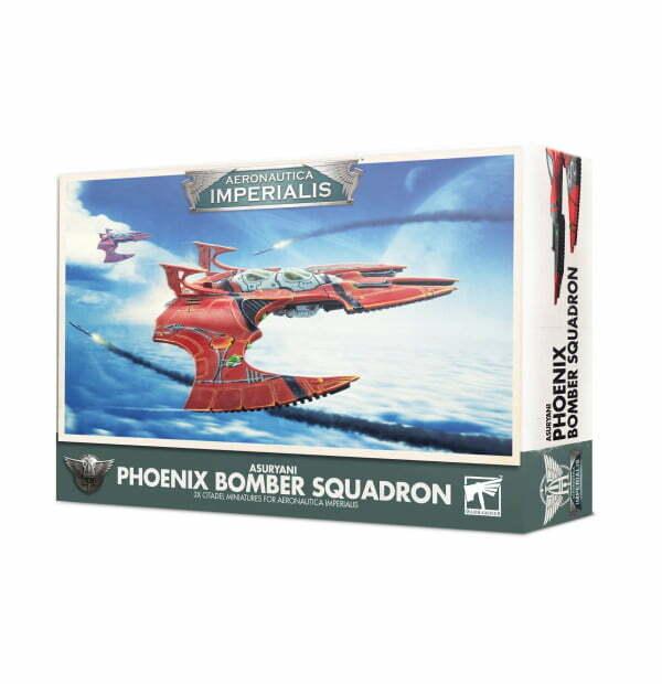 Asuryani Phoenix Bomber Squadron