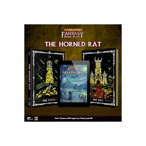 Warhammer Fantasy Roleplay: Enemy Within Collector's Edition – Volume 4: The Horned Rat