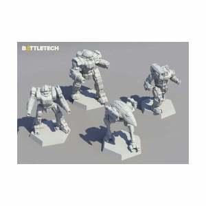 BattleTech: ForcePack - Inner Sphere Urban Lance