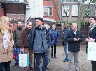 Leiden Prehistory Department