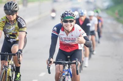 BCG Tour Kajang - Melaka - Kajang Day 1 Riders 4