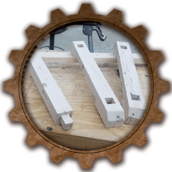 Woodworking and Home Decor Icon