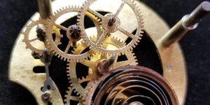 Antique Dashboard Clock Repair Featured Image