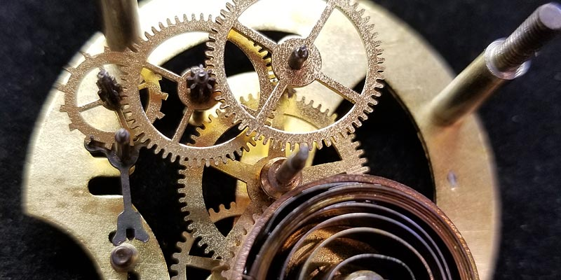 Antique Dashboard Clock Repair Featured Image
