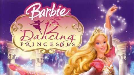 Image result for barbie in the 12 dancing princesses