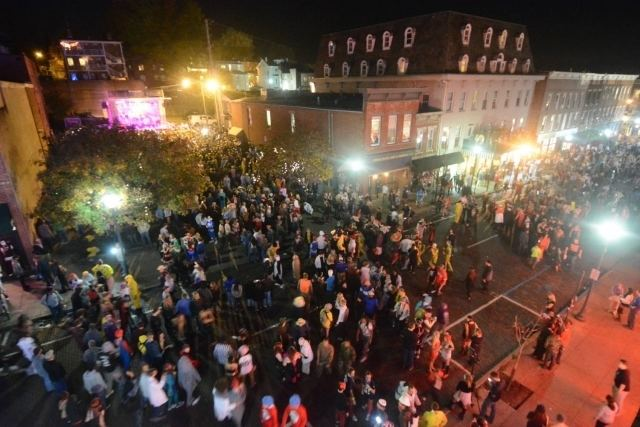 We welcome everyone to come. Athens Ohio Halloween Block Party Alchetron The Free Social Encyclopedia